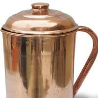 Pure Copper Water Jug