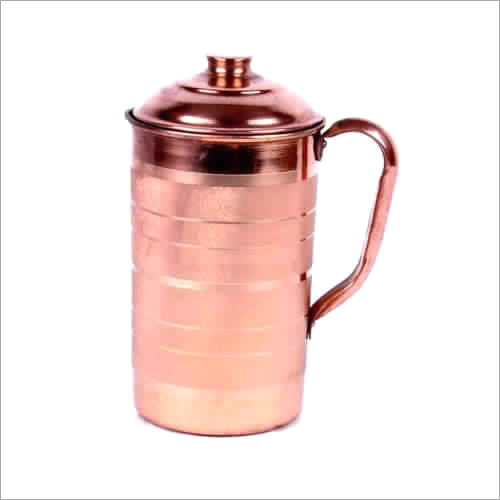 Pure Copper Jug (Sliver Tough)