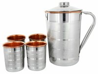 Stainless  Steel Copper Jug