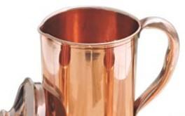 CopperKing Pure Copper Jug 1250ml