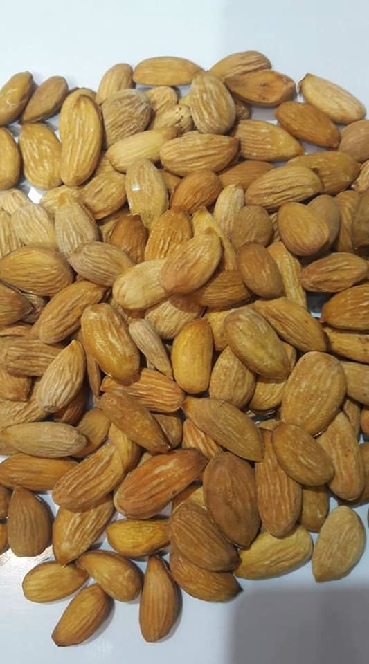 Almond Gurbandi