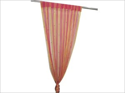 Thread Curtain