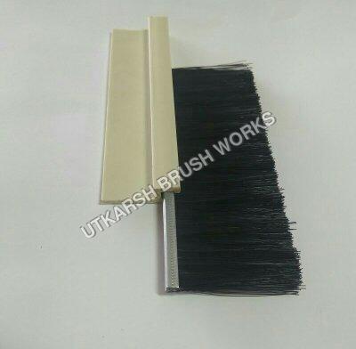 Strip Brush Plastic Section