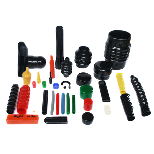 Liquid PVC Dip Moulding Components