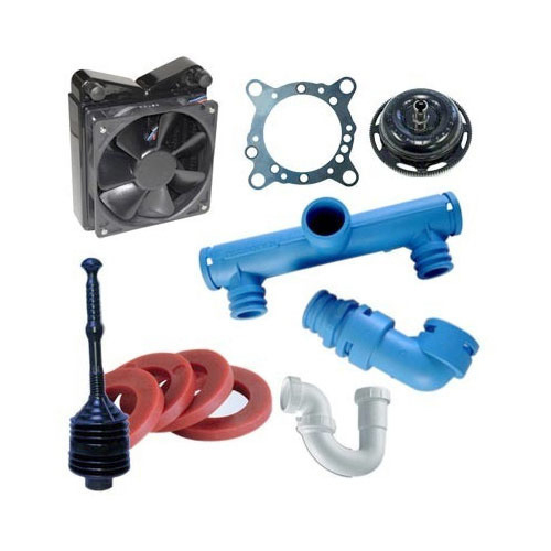 Dip Moulded Components