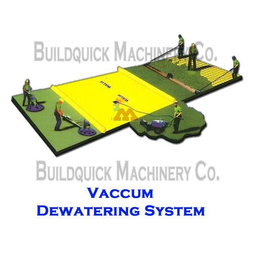 Vaccum Dewatering System
