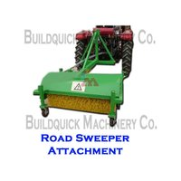 Road Sweeper Attachment