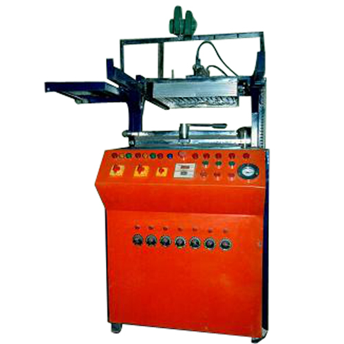 Auto Cycle Model Skin Blister Packing Machine
