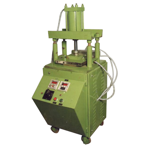 Single Side Blister Sealing Machine