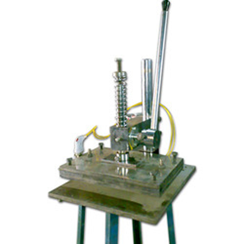 Blister Hand Operated  Sealing Machine