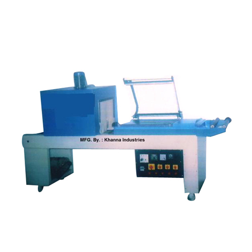 Automatic Conveyor Shrink Wrapping Machine