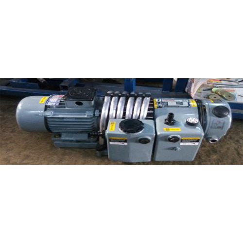 500 Liter High Vacuum Pump