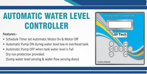 Water Tank Alarm