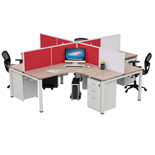 Modular Office Table Workstations