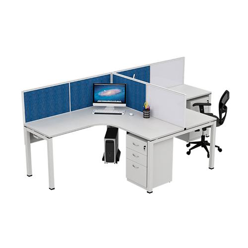 L-Shaped Office Workstation