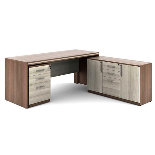 Wooden Modular Office Furniture