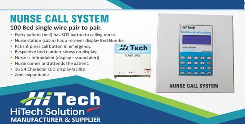Nurse Call Bell System