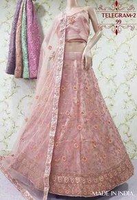 Ladies Silk Lehenga