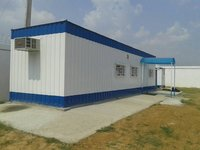 Prefabricated Storage Container