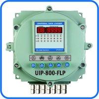 Universal Input Data Logger 8 Channel Panel mounted