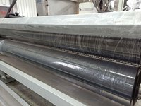 Steel Slitter Machine for Tubular Rib Knit Fabric