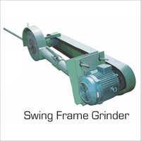 Swing Frame Milling  Grinder