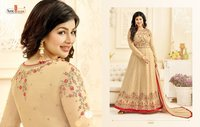 Stone Work Georgette Suits