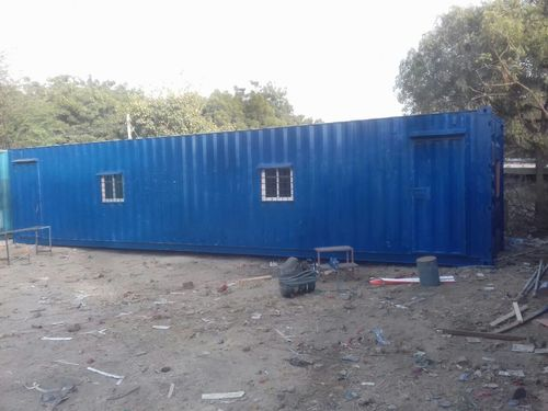 Fabricated Containers
