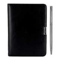 Mini Combo-Leatherette Notebook and Pen