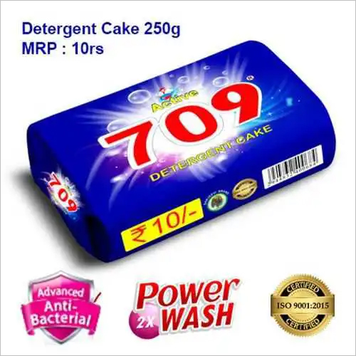 709 250g detergent cake