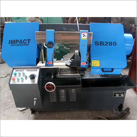280 MM SEMI AUTO BANDSAW MACHINE