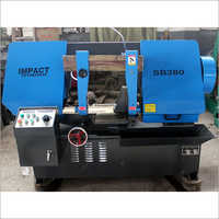 380 MM SEMI AUTO BANDSAW MACHINE