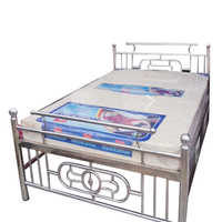Stainless Steel Designer Bed