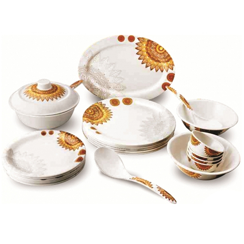 SAFFRON DINNER SET