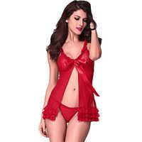 Red Ladies Lingerie