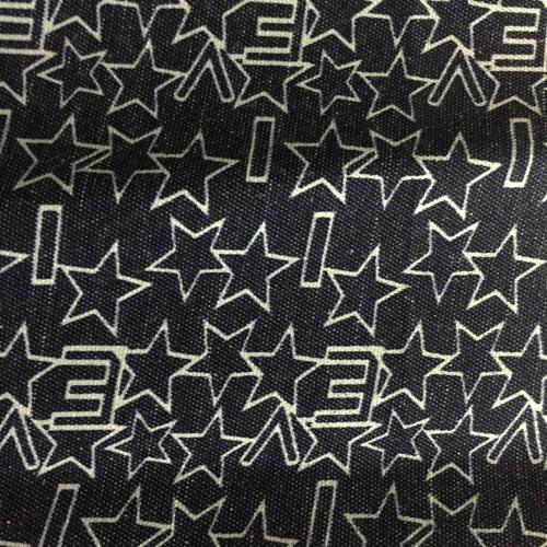 Twill Print Pocketing Fabrics Capital Star