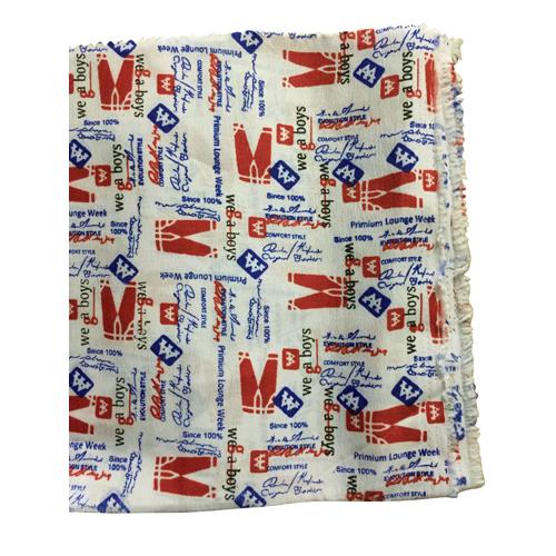 Micro Print Pocketing Fabrics Wegaboys