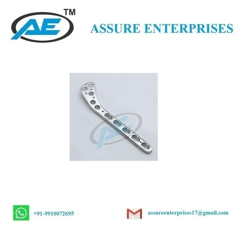Proximal Lateral Tibial Locking Plate