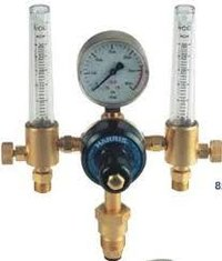 Flow meter and regulators