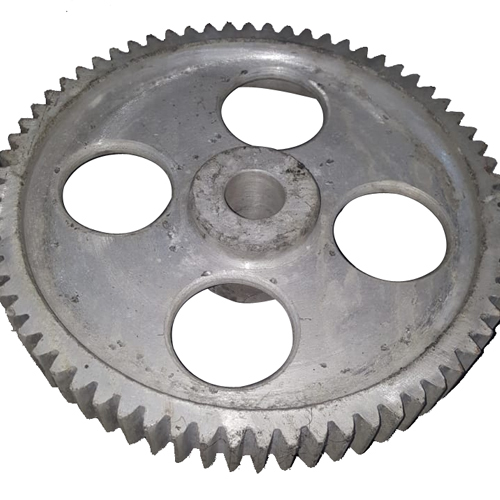 Cast Iron Gear Pulley Casting