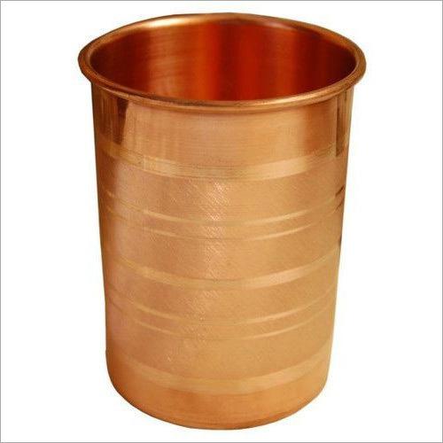 Pure Copper Luxury Glass