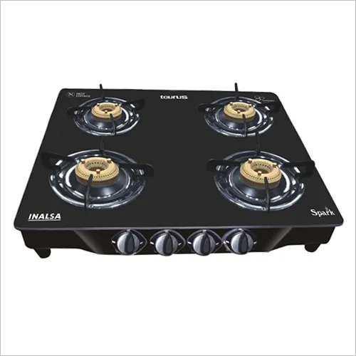 Inalsa 4 Burner Glass Cooktop