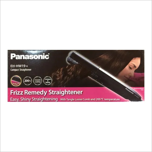 Panasonic Hair Straightener