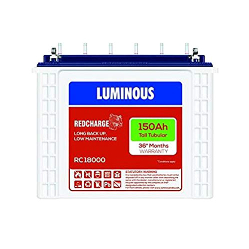 Luminous Battery 150 AH Long Tubular