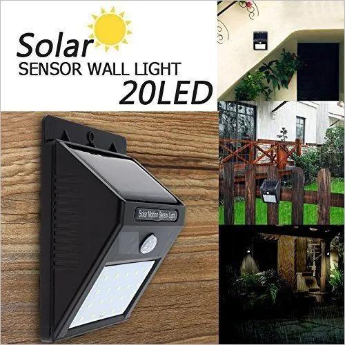 Waterproof Solar Wall Light