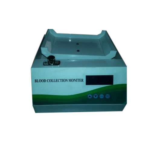 Digital Blood Collection Monitor