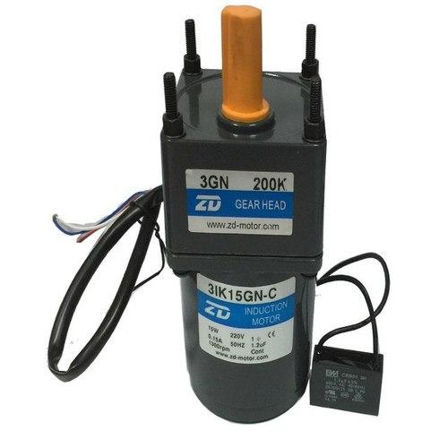 ZD Motor 3IK15GN-C