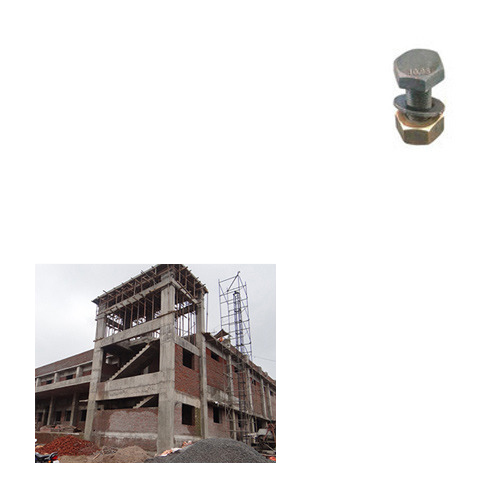 Metal Bolts for Building Construction