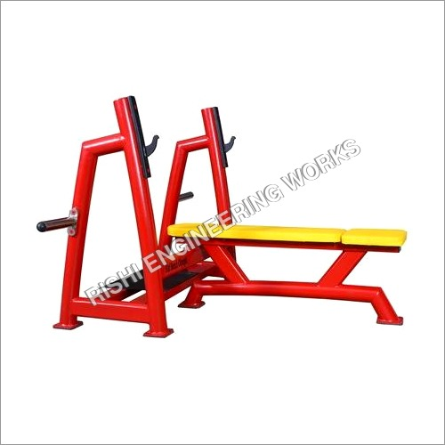 FLAT BENCH OLYMPIC