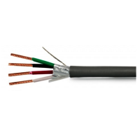 PTFE Insulated Shielded Cable